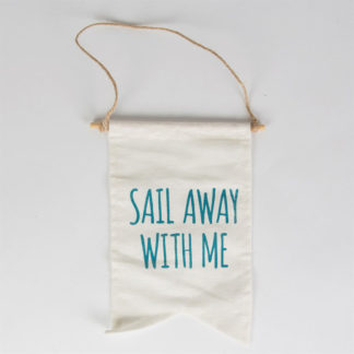 Zawieszka Sail away with me