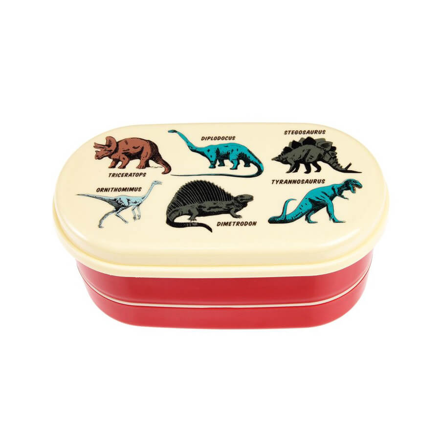Lunch box Dinozaury